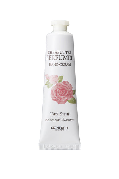 Shea Butter Rose Hand Cream Różany krem do rąk 30 ml