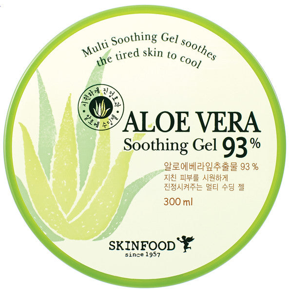 Aloe Vera 93% Soothing Gel Żel Aloesowy 300 ml