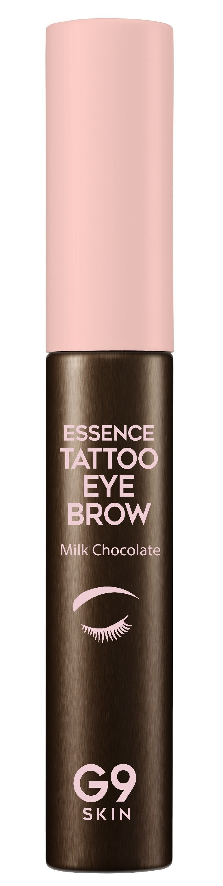 Health & Beauty > Personal Care > Cosmetics > Makeup > Eye Makeup > Eyebrow Enhancers - Essence Tattoo Eye Brow - Milk Chocolate Tatuaż Do Brwi 10 G