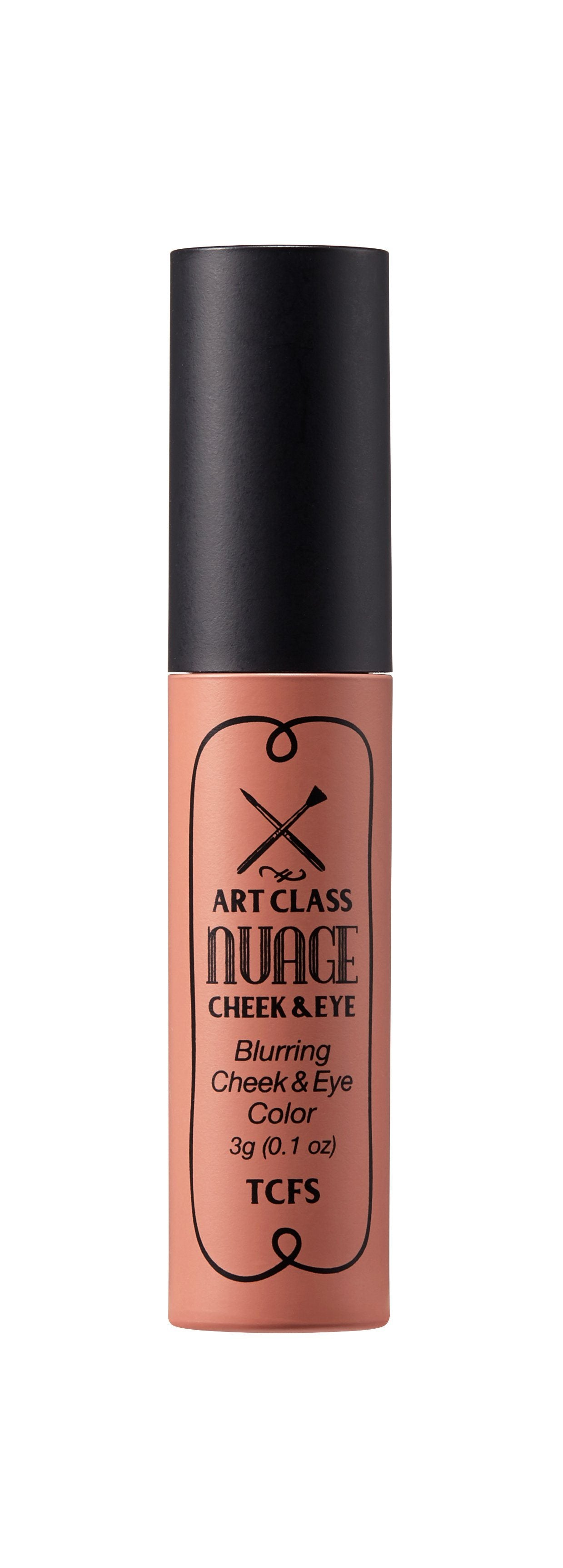 Health & Beauty > Personal Care > Cosmetics > Makeup > Face Makeup > Blushes & Bronzers - Artclass Nuage Cheek & Eye #4 Róż Do Policzków I Cień Do Powiek 2w1 20 G
