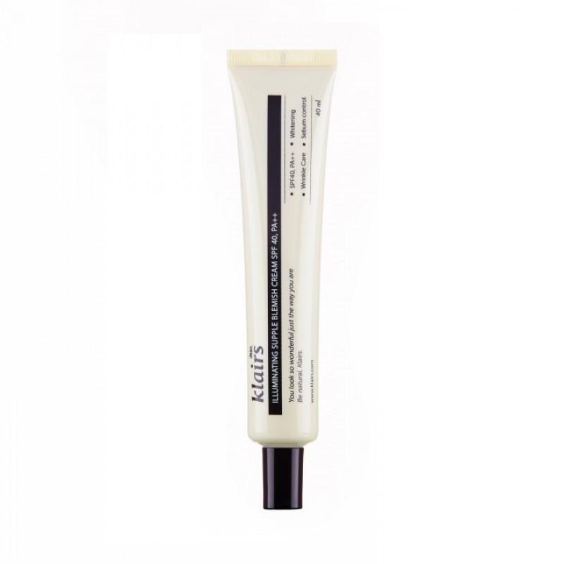Health & Beauty > Personal Care > Cosmetics > Makeup > Face Makeup > Foundations & Concealers - Illuminating Supple Blemish Cream BB Krem 40 Ml