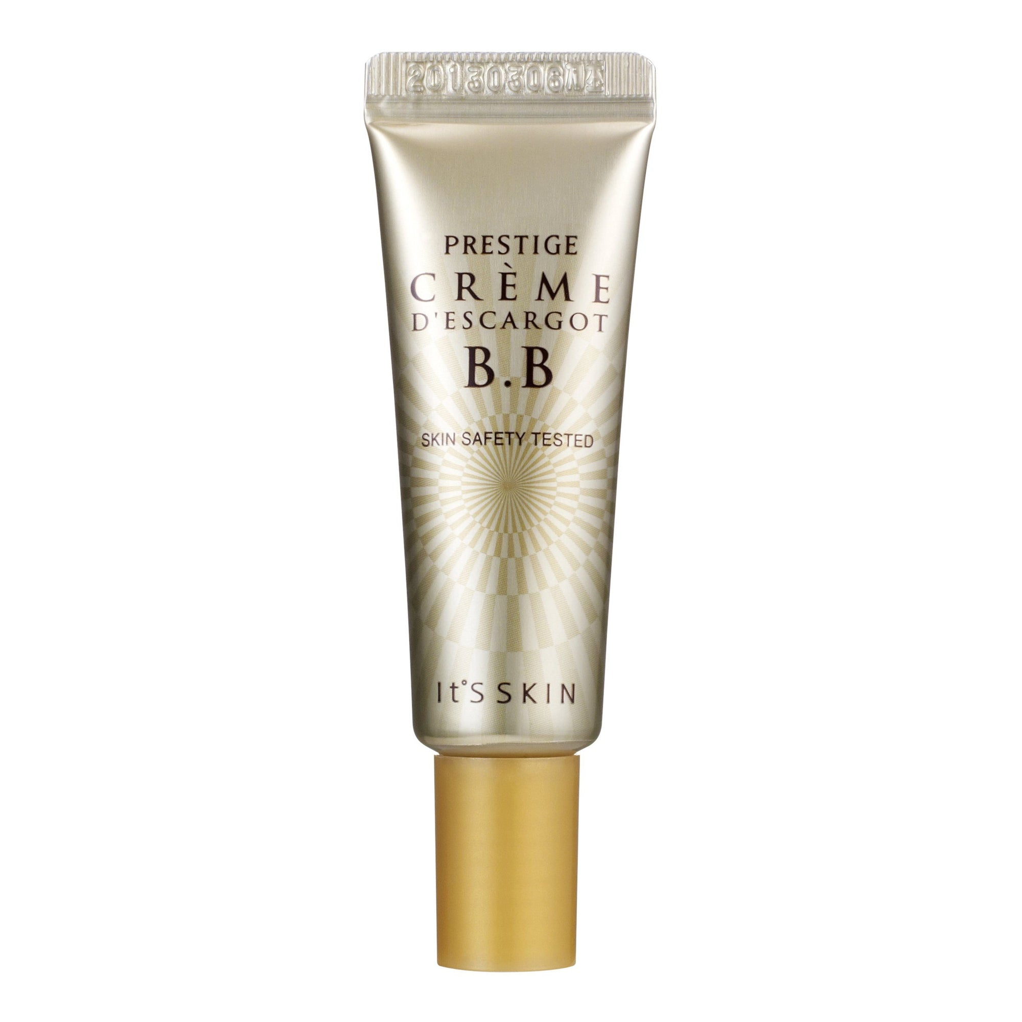 Health & Beauty > Personal Care > Cosmetics > Makeup > Face Makeup > Foundations & Concealers - Prestige Creme D'Escargot BB Krem BB (mini Size) 10 Ml