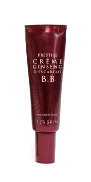 Health & Beauty > Personal Care > Cosmetics > Makeup > Face Makeup > Foundations & Concealers - Prestige Creme Ginseng D'Escargot BB Krem BB (mini Size) 10 Ml