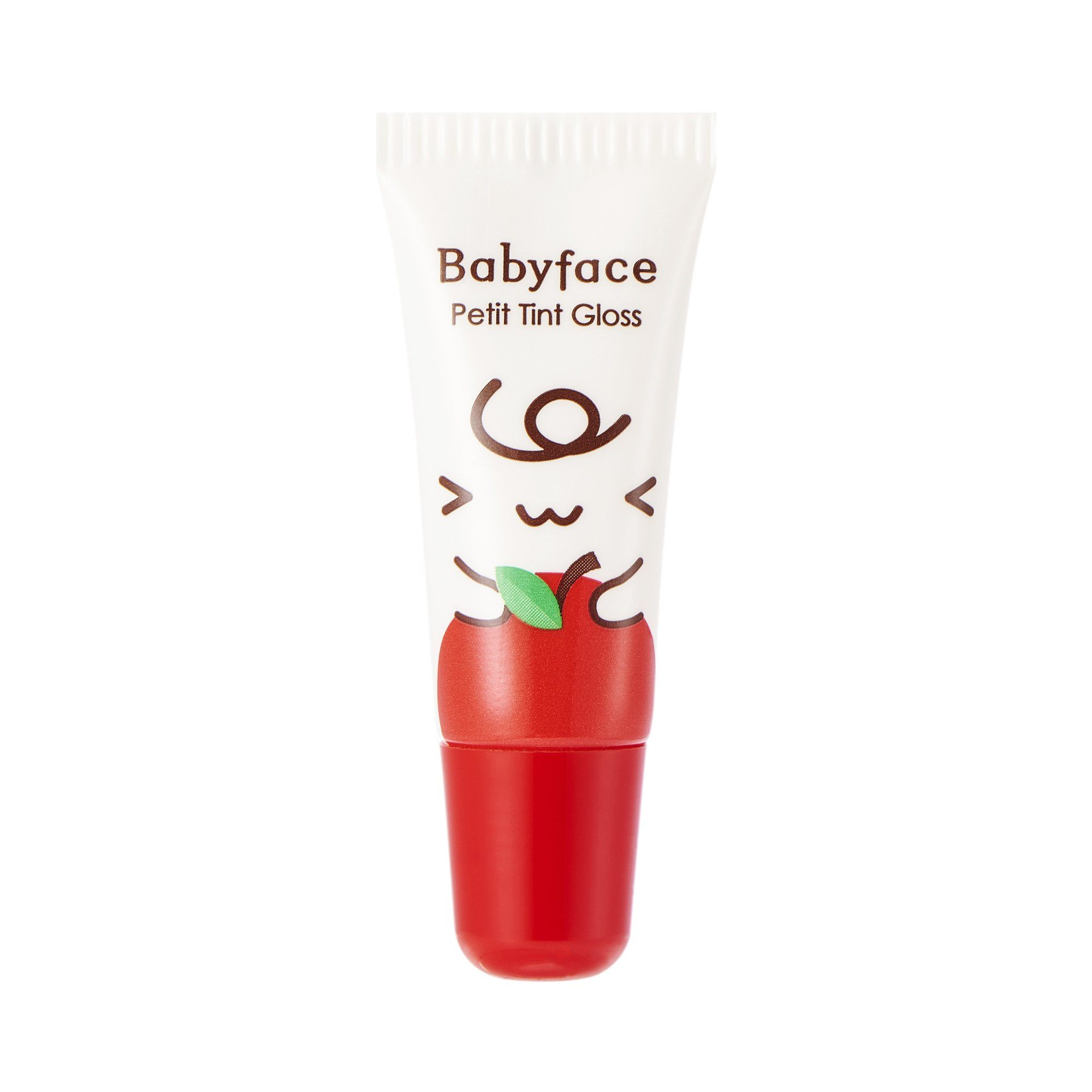 Health & Beauty > Personal Care > Cosmetics > Makeup > Lip Makeup - Babyface Petit Tint Gloss 01 Apple Tint Do Ust 8 G