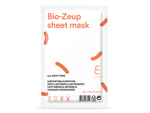 Health & Beauty > Personal Care > Cosmetics > Skin Care > Compressed Skin Care Mask Sheets - Bio-Zeup Sheet Mask Maska W Płachcie