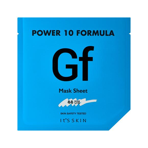 Health & Beauty > Personal Care > Cosmetics > Skin Care > Compressed Skin Care Mask Sheets - Power 10 Formula Mask Sheet GF Maska W Płachcie