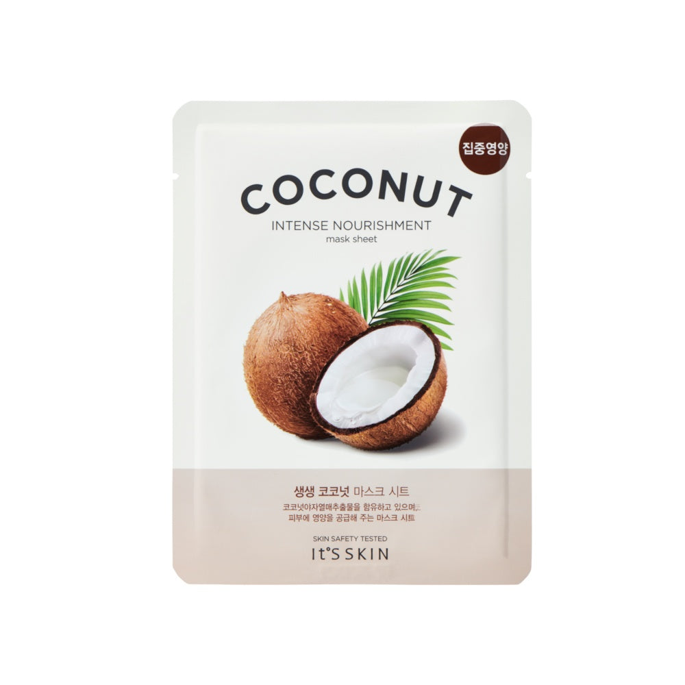 Health & Beauty > Personal Care > Cosmetics > Skin Care > Compressed Skin Care Mask Sheets - The Fresh Mask Sheet Coconut Maska W Płachcie