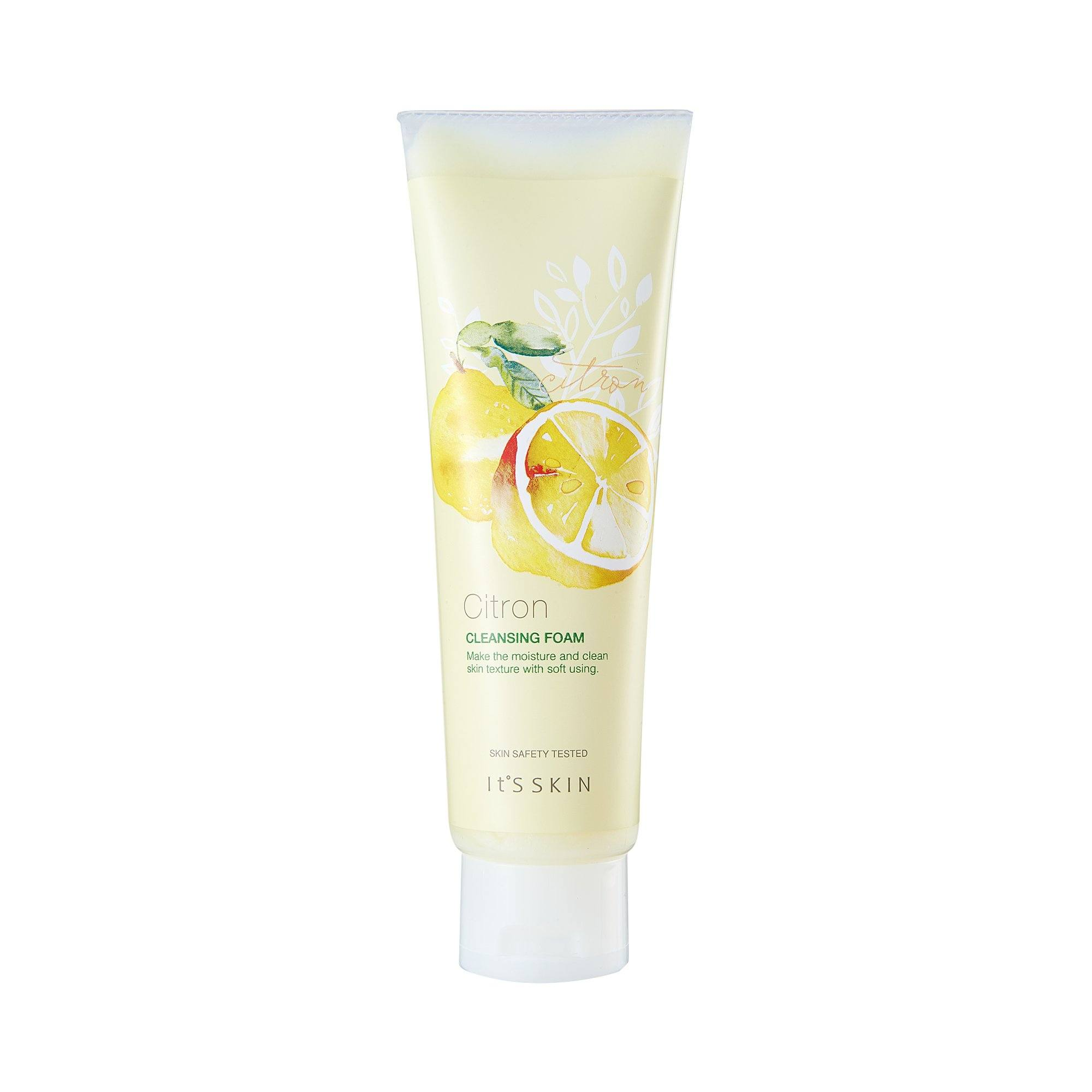 Health & Beauty > Personal Care > Cosmetics > Skin Care > Facial Cleansers - Citron Cleansing Foam Pianka Do Mycia Twarzy 150 Ml