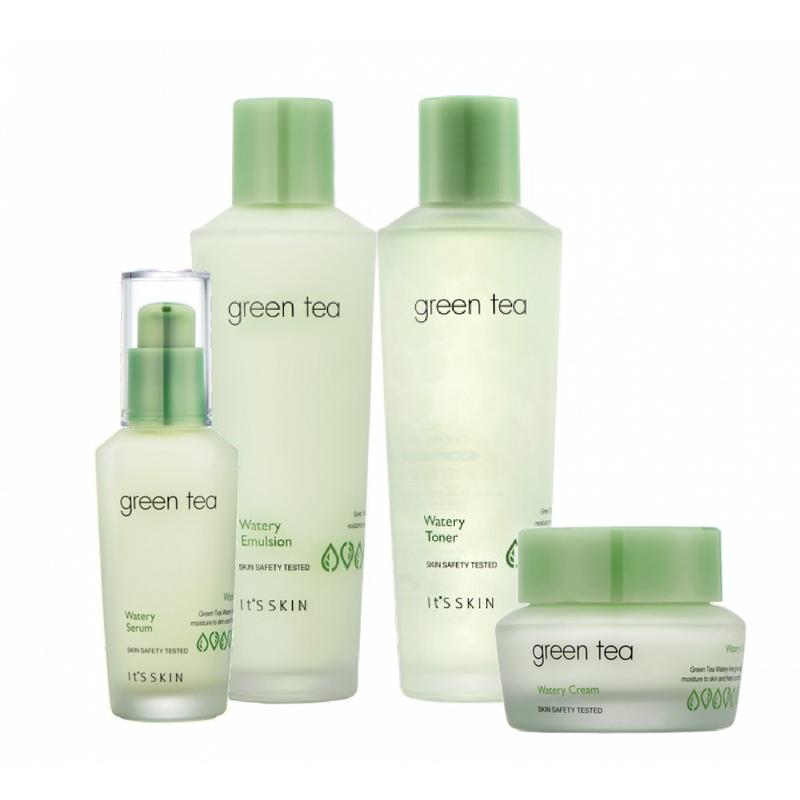 Health & Beauty > Personal Care > Cosmetics > Skin Care - Linia Green Tea Watery
