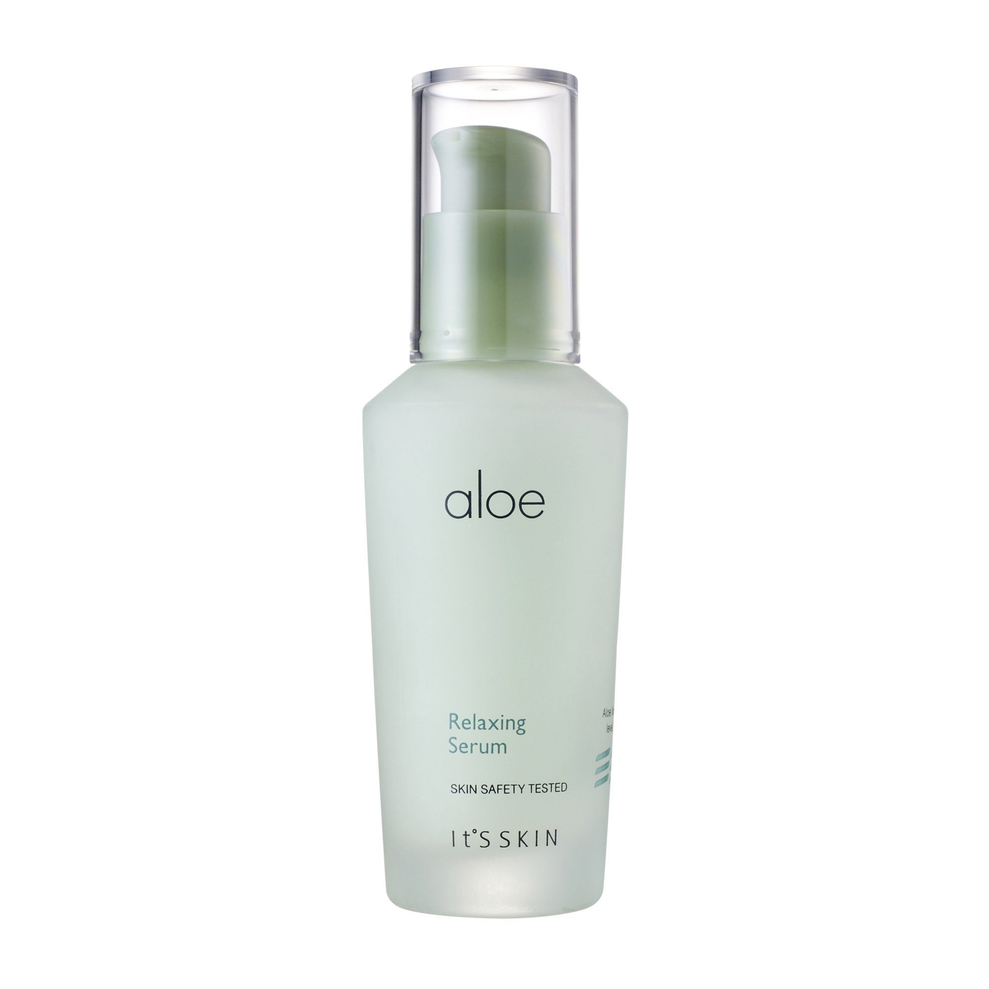 Health & Beauty > Personal Care > Cosmetics > Skin Care > Lotion & Moisturizer - Aloe Relaxing Serum Serum Do Twarzy 40 Ml