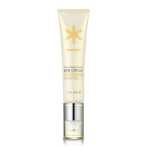Health & Beauty > Personal Care > Cosmetics > Skin Care > Lotion & Moisturizer - Brightening System Eye Cream Krem Pod Oczy 30 Ml