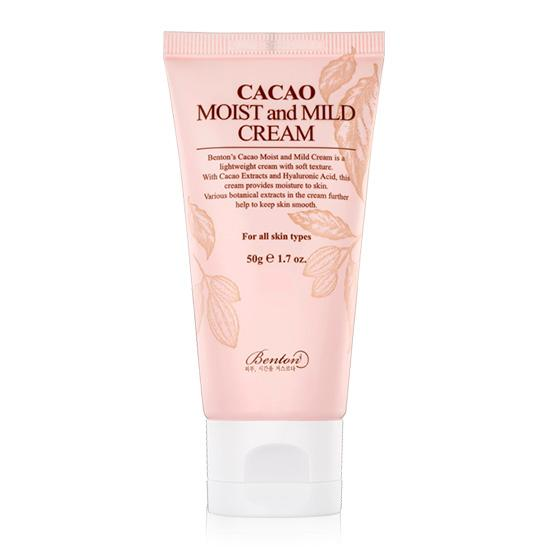 Health & Beauty > Personal Care > Cosmetics > Skin Care > Lotion & Moisturizer - Cacao Moist And Mild Cream Krem Do Twarzy 50 G