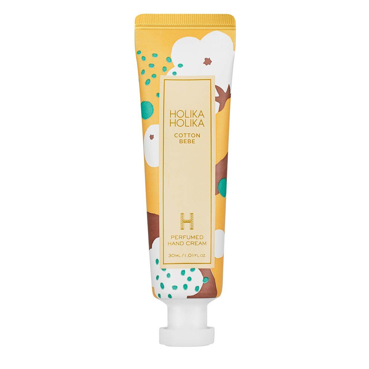 Health & Beauty > Personal Care > Cosmetics > Skin Care > Lotion & Moisturizer - Cotton Bebe Perfumed Hand Cream Krem Do Rąk 30 Ml