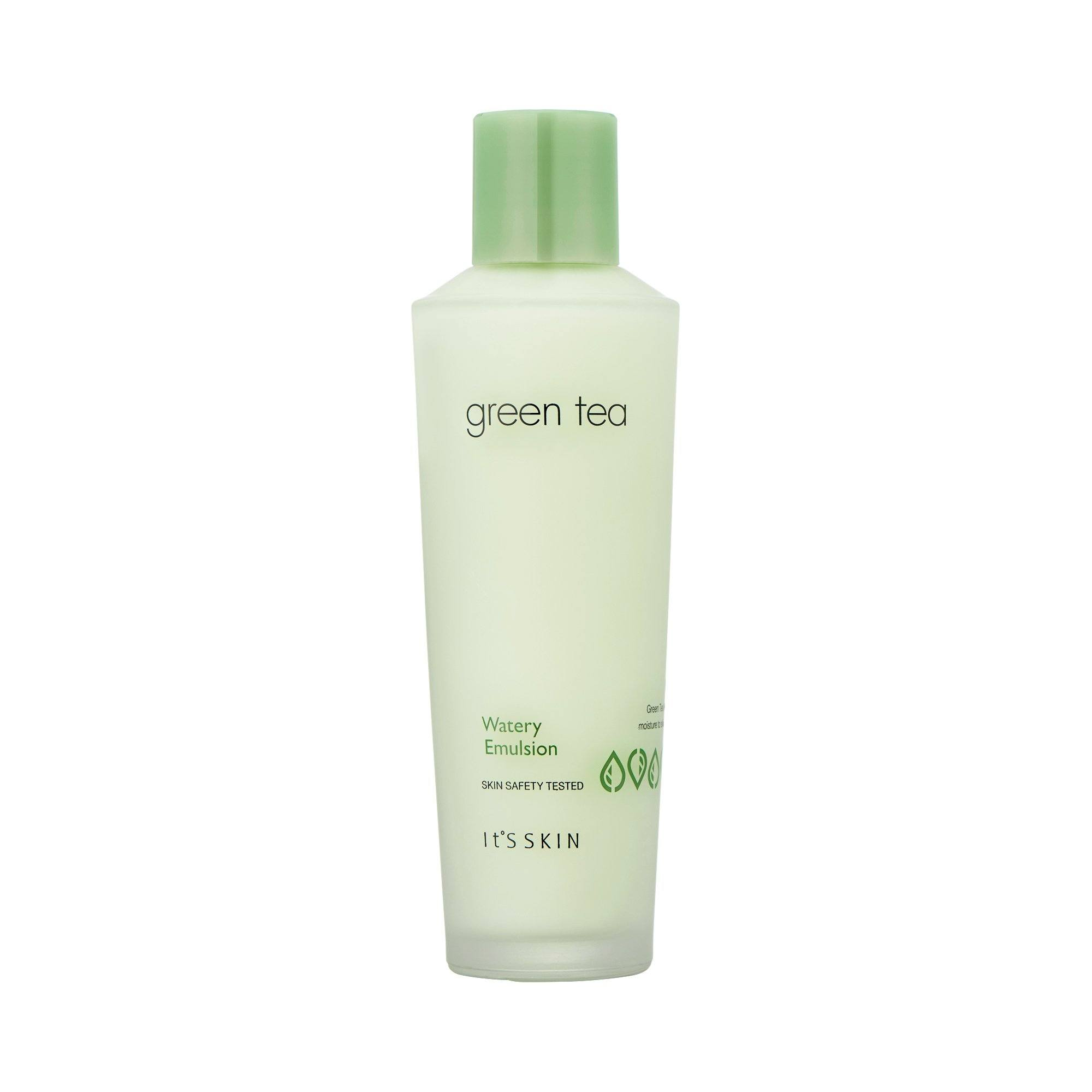 Health & Beauty > Personal Care > Cosmetics > Skin Care > Lotion & Moisturizer - Green Tea Watery Emulsion Emulsja Do Twarzy 150 Ml