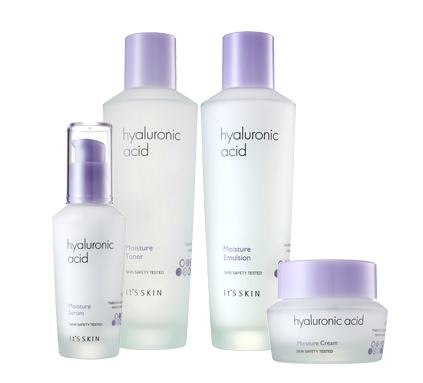 Health & Beauty > Personal Care > Cosmetics > Skin Care > Lotion & Moisturizer - Linia Hyaluronic Acid Moisture