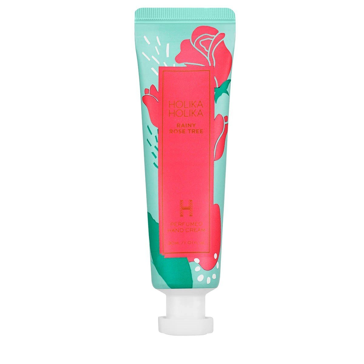 Health & Beauty > Personal Care > Cosmetics > Skin Care > Lotion & Moisturizer - Rainy Rose Tree Perfumed Hand Cream Krem Do Rąk 30 Ml