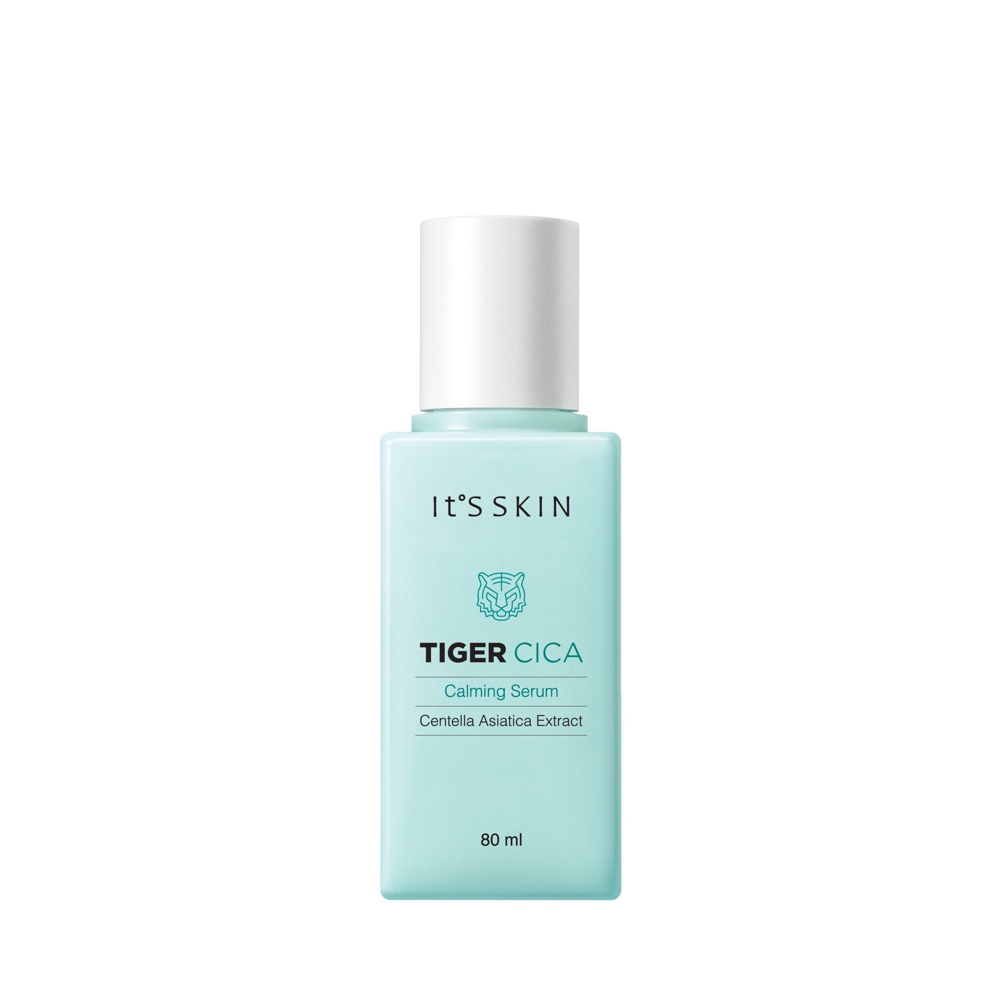 Health & Beauty > Personal Care > Cosmetics > Skin Care > Lotion & Moisturizer - Tiger Cica Calming Serum Do Twarzy 80 Ml