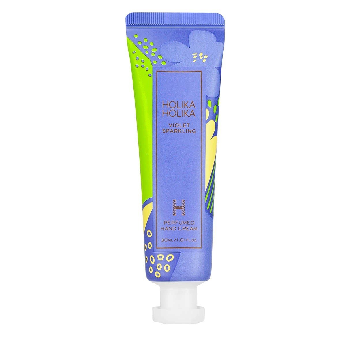 Health & Beauty > Personal Care > Cosmetics > Skin Care > Lotion & Moisturizer - Violet Sparkling Perfumed Hand Cream Krem Do Rąk 30 Ml