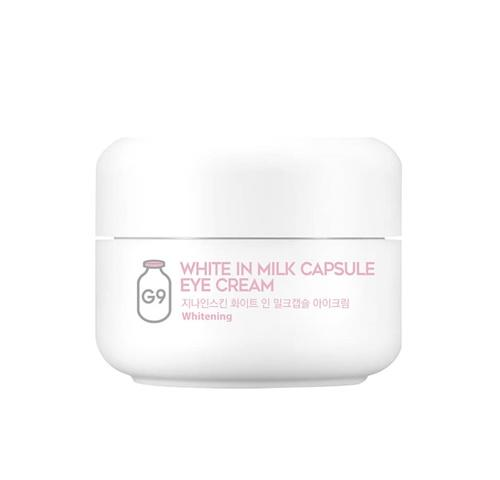 Health & Beauty > Personal Care > Cosmetics > Skin Care > Lotion & Moisturizer - White In Milk Capsule Eye Cream Krem Pod Oczy 30 G