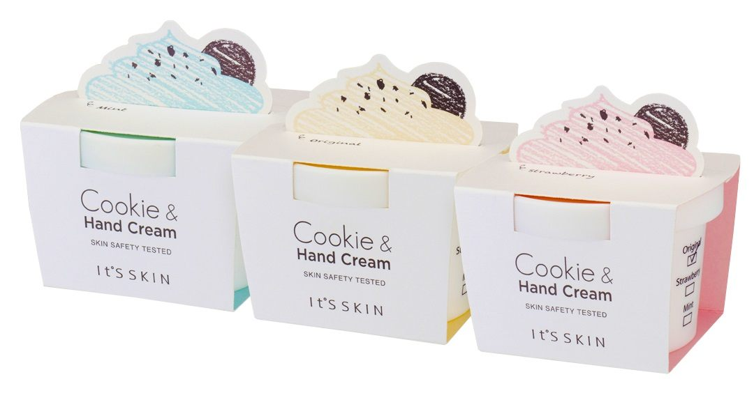 Health & Beauty > Personal Care > Cosmetics > Skin Care > Lotion & Moisturizer - Zestaw Cookie & Hand Cream