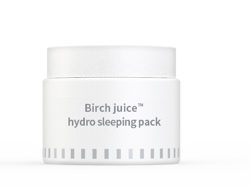 Health & Beauty > Personal Care > Cosmetics > Skin Care > Skin Care Masks & Peels - Birch Juice Hydro Sleeping Pack Maska Nocna 75 Ml
