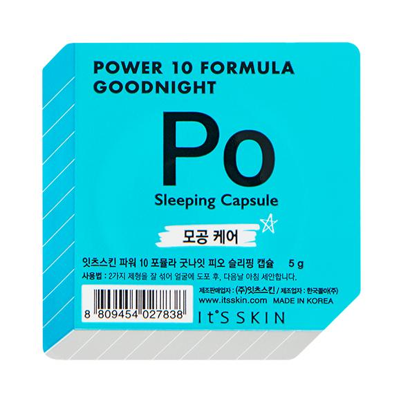 Health & Beauty > Personal Care > Cosmetics > Skin Care > Skin Care Masks & Peels - Power 10 Formula Good Night Sleeping Capsule PO Maska W Kapsułce