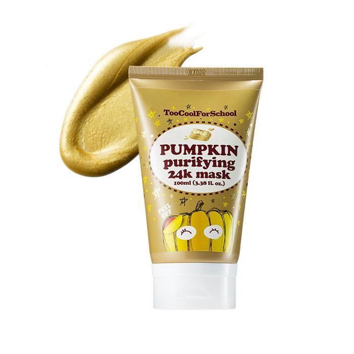Health & Beauty > Personal Care > Cosmetics > Skin Care > Skin Care Masks & Peels - Pumpkin Purifying 24K Mask Maska Do Twarzy 100 Ml