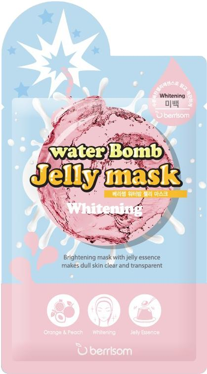 Health & Beauty > Personal Care > Cosmetics > Skin Care > Skin Care Masks & Peels - Water Bomb Jelly Mask 03 Whitening Maska Do Twarzy