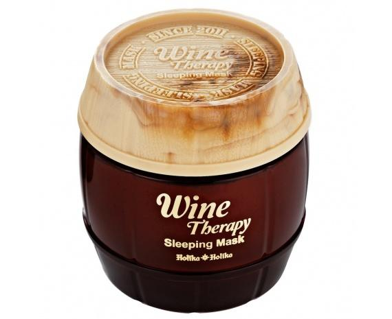 Health & Beauty > Personal Care > Cosmetics > Skin Care > Skin Care Masks & Peels - Wine Therapy Sleeping Mask (Red Wine) Maska Nocna 120 Ml