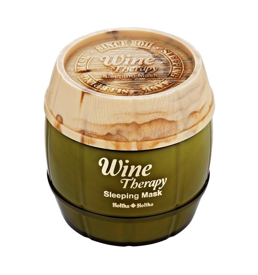 Health & Beauty > Personal Care > Cosmetics > Skin Care > Skin Care Masks & Peels - Wine Therapy Sleeping Mask (White Wine) Maska Nocna 120 Ml