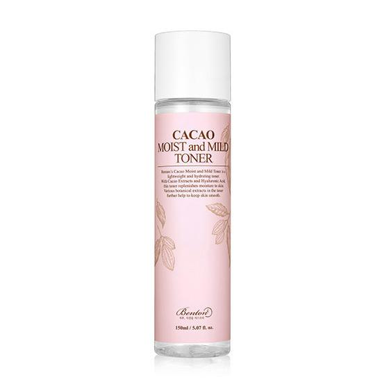 Health & Beauty > Personal Care > Cosmetics > Skin Care > Toners & Astringents > Toners - Cacao Moist And Mild Toner Tonik Do Twarzy 150 Ml