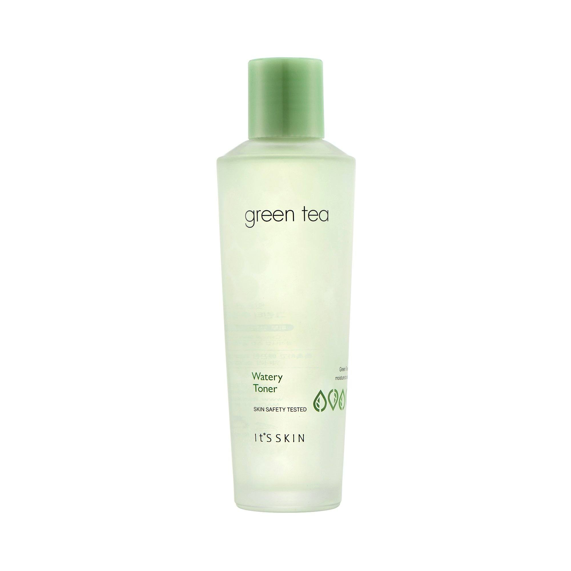 Health & Beauty > Personal Care > Cosmetics > Skin Care > Toners & Astringents > Toners - Green Tea Watery Toner Tonik Do Twarzy 150 Ml