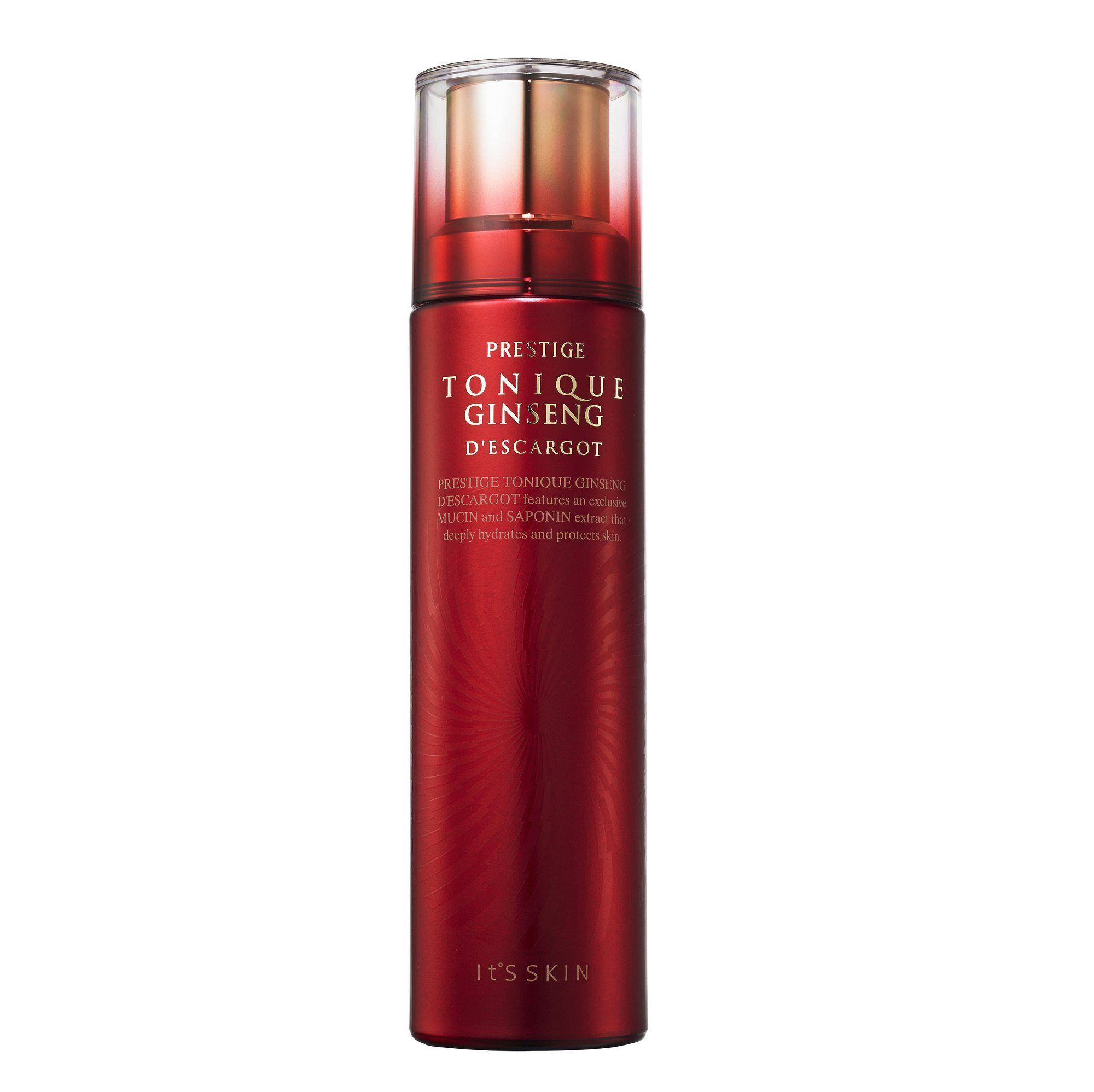Health & Beauty > Personal Care > Cosmetics > Skin Care > Toners & Astringents > Toners - Prestige Tonique Ginseng D'Escargot Tonik Do Twarzy 140 Ml