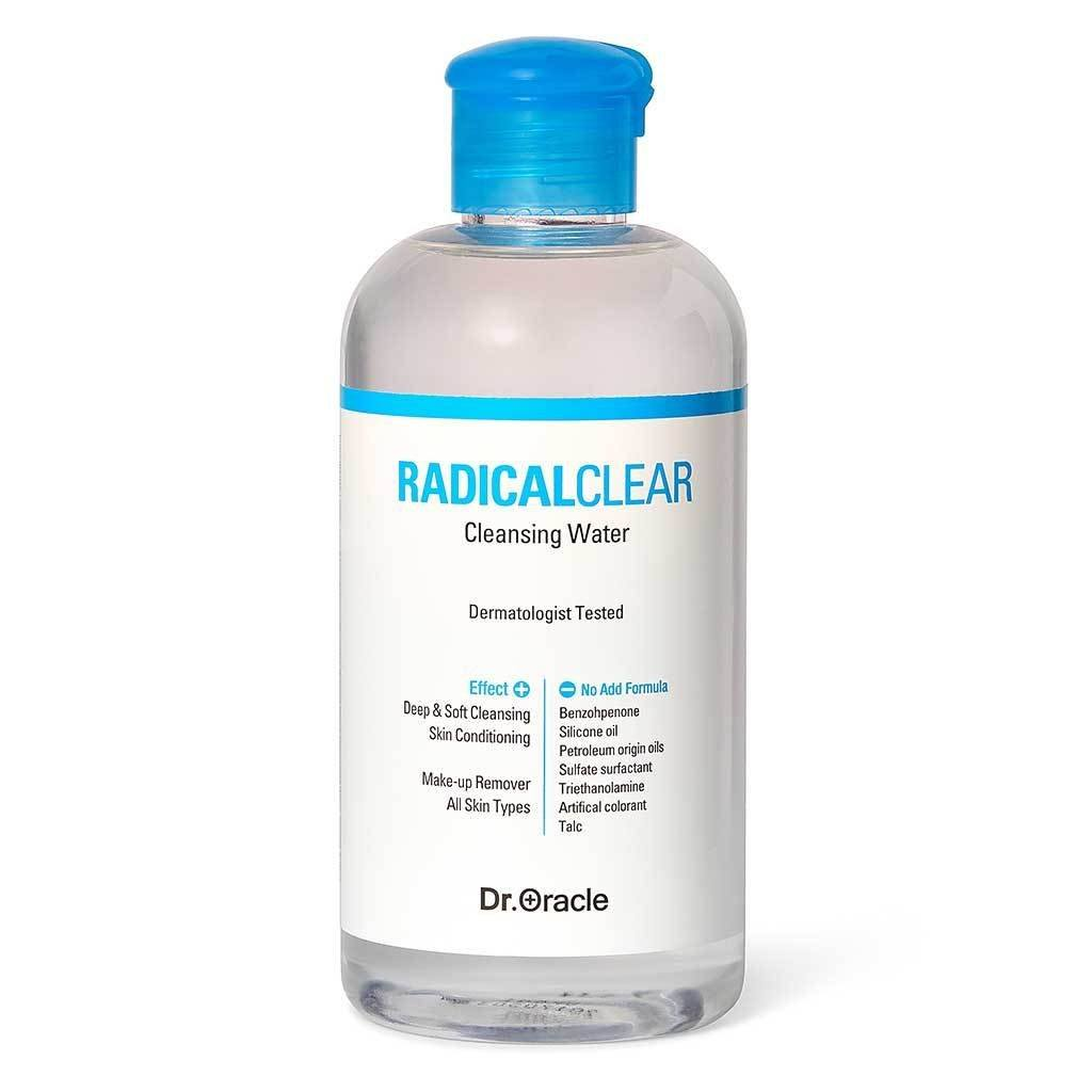 Health & Beauty > Personal Care > Cosmetics > Skin Care > Toners & Astringents > Toners - Radical Clear Cleansing Water Płyn Micelarny 260 Ml