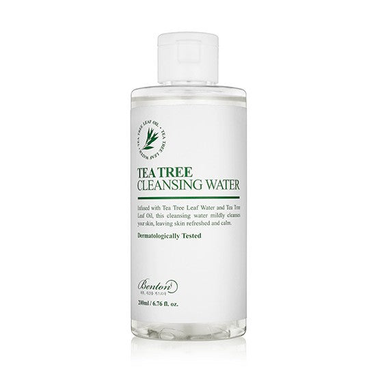 Health & Beauty > Personal Care > Cosmetics > Skin Care > Toners & Astringents > Toners - Tea Tree Cleansing Water Płyn Micelarny 200 Ml