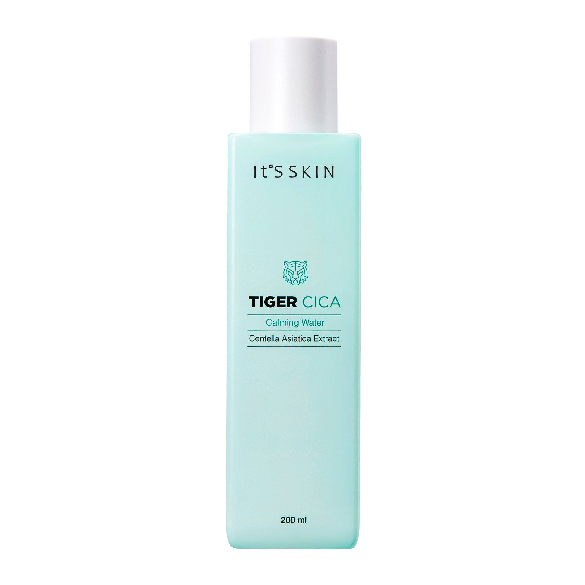 Health & Beauty > Personal Care > Cosmetics > Skin Care > Toners & Astringents > Toners - Tiger Cica Calming Water Tonik Do Twarzy 200 Ml