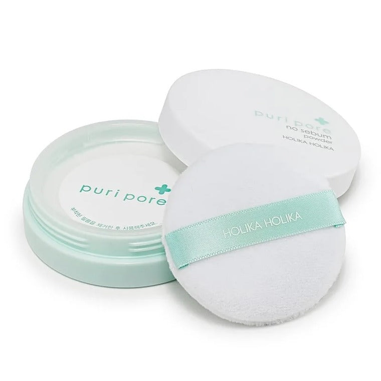 Puri Pore No Sebum Powder puder do twarzy 7 g