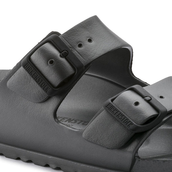 Birkenstock Arizona - EVA Metallic Anthracite