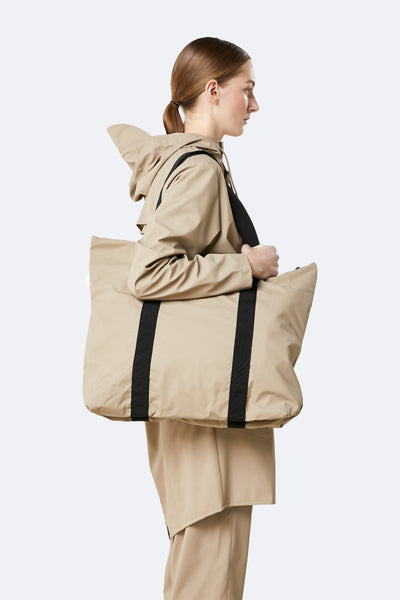 Rains Tote Bag 1224 - Beige