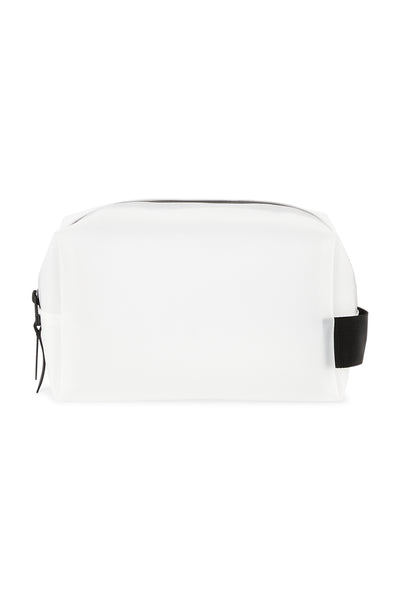 Rains Wash Bag 1558 - Foggy White