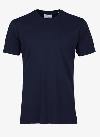 Colorful Standard T-Shirt - Navy Blue
