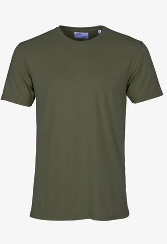 Colorful Standard T-Shirt - Seaweed Green