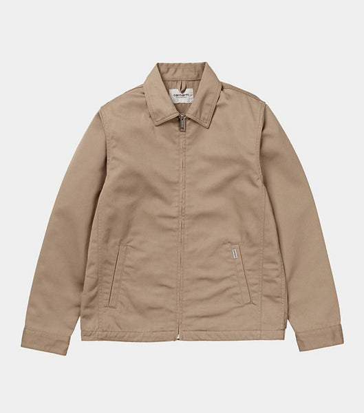 Carhartt Modular Jacket - Leather Rinsed