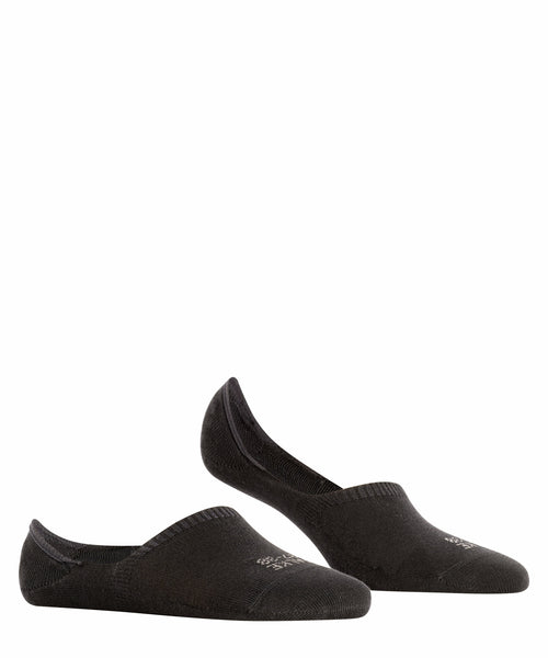 FALKE Step In No Show Sock - Black