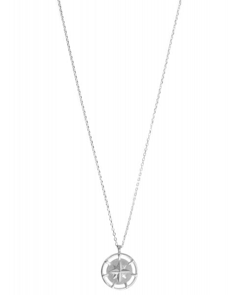 Hultquist Northern Star Necklace - Silver