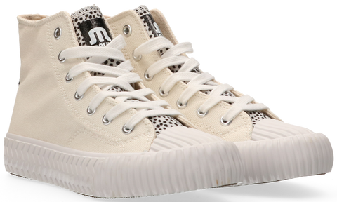 Maruti - Vera Hi Top Trainer Off White