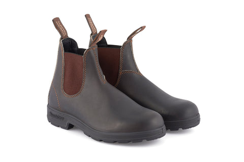 Blundstone Classic 500 Stout Brown