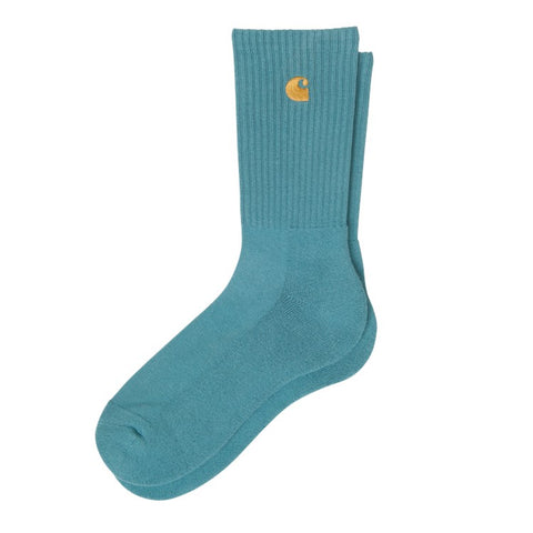 Carhartt Chase Sock - Hydro/Gold