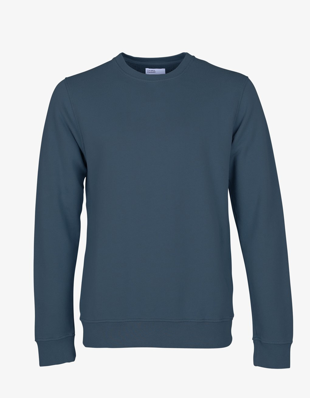 Colorful Standard Sweatshirt Petrol Blue
