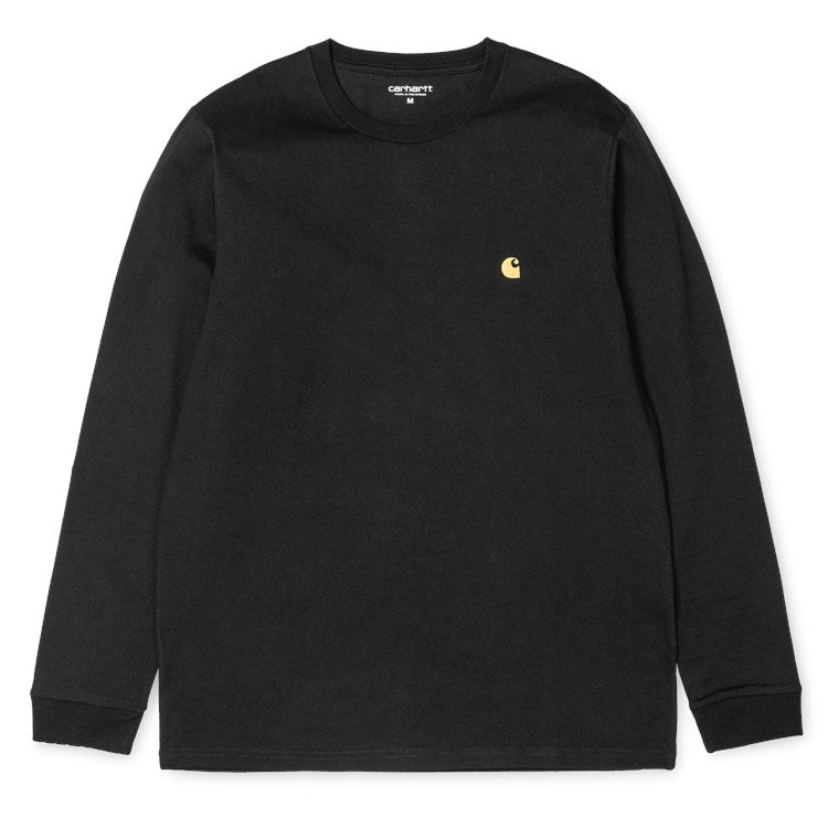 L/S Chase Tee - Black